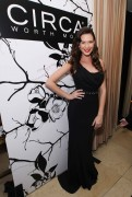 Odette Yustman @ Hollywood Domino Gala in West Hollywood, February 24, 2011