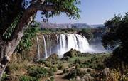 Del fiume, circa 30 km dalla cittadina di bahir dar e dal lago tana