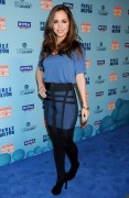 Элиза Душку, фото 285. Eliza Dushku Perez Hilton's Blue Ball Birthday Celebration at Siren Studios - March 26, 2011, photo 285