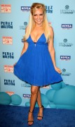 Bridget Marquardt @ Perez Hilton's Blue Ball Birthday Celebration in Hollywood March 26th HQ x 3