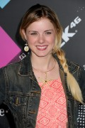 Лаура Слэйд Уиггинс, фото 3. Laura Slade Wiggins arrive at the launch party for the new T-Mobile Sidekick 4G at a Private Lot on April 20, 2011 in Beverly Hills, California., photo 3
