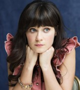 Зуи Дешанель, фото 25. Zooey Deschanel 500 Days of Summer Portraits, photo 25