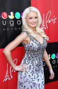 Holly Madison - Sugar Factory appearance in Las Vegas, June 11, 2011