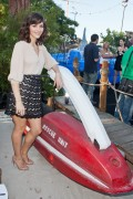 Katharine McPhee at Shark Night 3D VIP Party in San Diego july 20