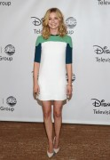 Эмили Ванкамп, фото 786. Emily VanCamp Disney ABC Television Group's 'TCA 2011 Summer Press Tour' - 07.08.2011, foto 786