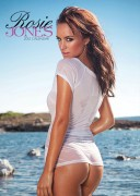 Rosie Jones - 2012 Calendar front & back