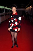 Фрэн Дрешер, фото 311. Fran Drescher Vaious Events wearing pantyhose:, foto 311