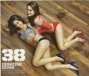Bella Twins-WWE Magazine May 2010