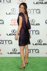 Mary Lynn Rajskub @ 2011 Environmental Media Awards In Burbank October 15, 2011 HQ x 4
