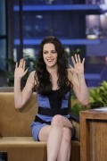 Кристен Стюарт, фото 7068. Kristen Stewart Appears on 'The Tonight Show' - November 3, 2011, foto 7068