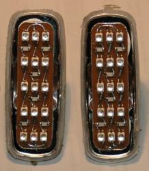 замена лампочек в кнопках на опель синтра