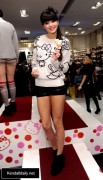 Kendall Jenner @ Hello Kitty Launch Party Nov.17th 2011 *ADDS*
