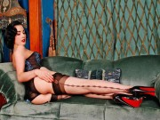 Dita Von Teese : Sexy Wallpapers x 5