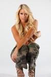 Барби Бланк (Келли Келли), фото 311. Barbie Blank (Kelly Kelly) Chad Martel Photoshoot 2012, foto 311