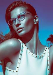 Жизель Бундхен, фото 2302. Gisele Bundchen Versace S/S 2012, foto 2302