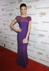 Odette Yustman @ Art of Elysium Heaven gala, LA, 14.01.12 - 22 HQ