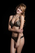 Tatiana Shamratova - Penneys Summer 2011 Lingerie LookBook