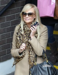 Эмма Бантон, фото 2274. Jan. 23th - London - Emma Bunton Leaving ITV Studios, foto 2274