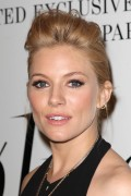 Сиенна Миллер, фото 2863. Sienna Miller 'The Ever Changing Face Of Beauty' in New York City - February 14, 2012, foto 2863