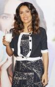 Сэльма Хаек, фото 3444. Salma Hayek attends the US Got Milk Campaign 24.2.2012, foto 3444