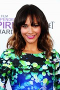 Рашида Джонс, фото 432. Rashida Jones 2012 Film Independent Spirit Awards in Santa Monica - February 25, 2012, foto 432
