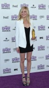 Кирстен Данст, фото 4288. Kirsten Dunst 2012 Film Independent Spirit Awards in Santa Monica - February 25, 2012, foto 4288