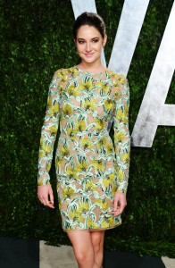 Шэйлин Вудли, фото 851. Shailene Woodley Vanity Fair Oscar Party - West Hollywood - 26.02.2012, foto 851