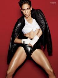 Дженнифер Лопес, фото 8812. Jennifer Lopez V magazine's Spring sports issue, foto 8812