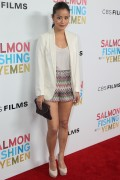 Джэми Чунг, фото 216. Jamie Chung 'Salmon Fishing In The Yemen' Los Angeles premiere at the Directors Guild Of America on March 5, 2012 in Los Angeles, California, foto 216