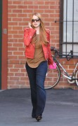 Линдси Лохан, фото 23093. Lindsay Lohan - out and about in Beverly Hills 03/08/12, foto 23093
