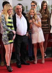 Кристен Белл, фото 8406. Kristen Bell Topshop Topman Store Opening in Las Vegas, 08.03.2012, foto 8406