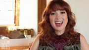 Ellie Kemper video from her Nylon Guys photoshoot