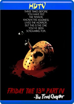 Friday the 13th: The Final Chapter 1984 m720p HDTV x264-BiRD