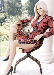 Jenny McCarthy OK Magazine April 2012 x 6
