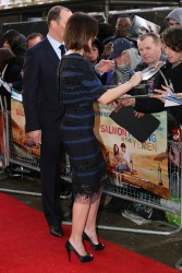 Emily Blunt - 'Salmon Fishing In The Yemen' - London premiere - April 10 2012