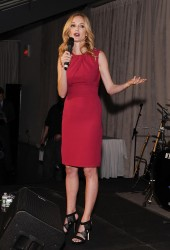 Heather Graham - Cambodian Children's Fund awareness event, NYC - April 10 2012