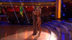 Kym Johnson DWTS 4/16 Salsa