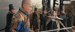 Flying Swords of Dragon Gate (2011) 480p.BDRip.XviD.AC3-ELiTE + Rmvb