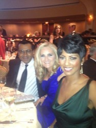 TAMRON HALL - White House Correspondent's Dinner (whcd) - April 28, 2012