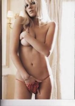 Nude greek actress