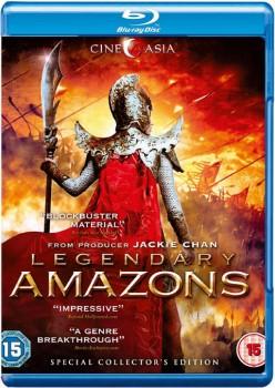 Legendary Amazons 2011 m720p BluRay x264-BiRD