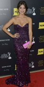Shelley Hennig: The 39th Annual Daytime Emmy Awards Arrivals 06/23/2012 (15 UHQ +12 MQ) *cleavage*