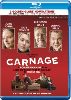 Carnage 2011 m720p BluRay x264-BiRD