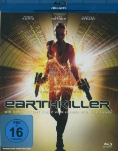 Download Earthkiller (2011) BluRay 720p 500MB Ganool