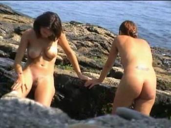 Fuko nude on beach