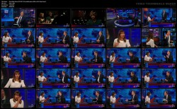 Rashida Jones @ The Daily Show w/Jon Stewart 2012-07-30