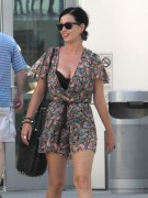 Katy Perry & Shannon Woodward - at the Arclight Cinemas in Hollywood 08/11/12