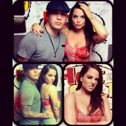 JoJo (Joanna Levesque) - Hot 94.1 (KISV-FM) - August 30, 2012